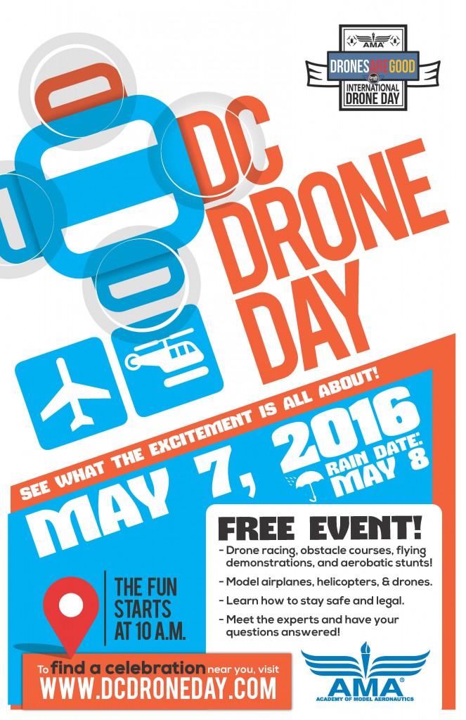 DroneDayPoster
