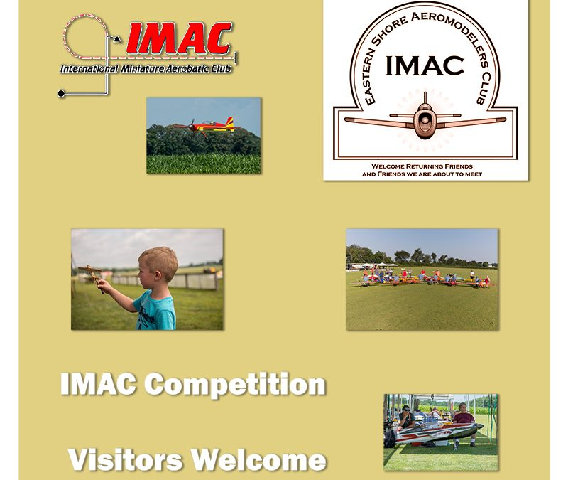 IMAC Competition to Happen this Weekend